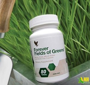مکمل غذایی فیلدز آو گیرینز - مکمل سبزیجات - Forever Fields of Greens