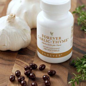 مکمل غذایی گارلیک تایم - فوراور گارلیک تایم - Forever Garlic Thyme